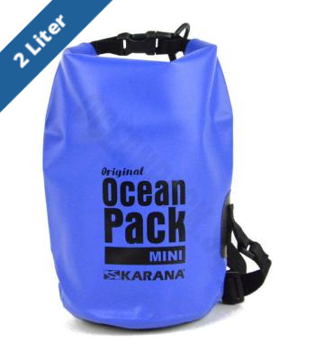 Ocean Pack Original 2 Liter Mini - Blå