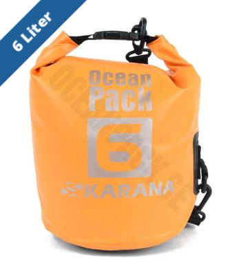 Ocean Pack Original 6 Liter - Orange