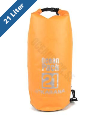Ocean Pack Original 21 Liter - Orange