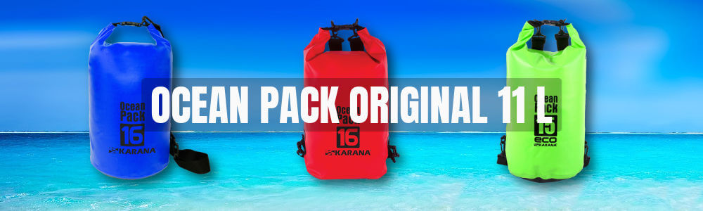 Ocean Pack Original dry bag 11 liter