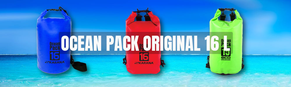Ocean Pack Original dry bag 16 liter