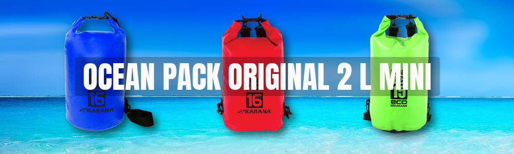 Ocean Pack Original dry bag 2 liter Mini