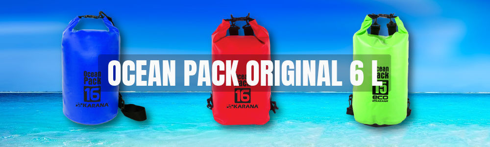 Ocean Pack Original dry bag 6 liter